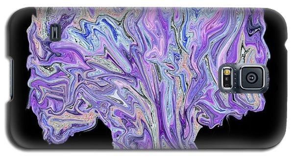 Galaxy S5 Case featuring the digital art Vision Tree by Aliceann Carlton