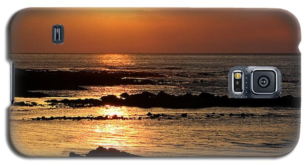 Waikoloa Sunset Galaxy S5 Case