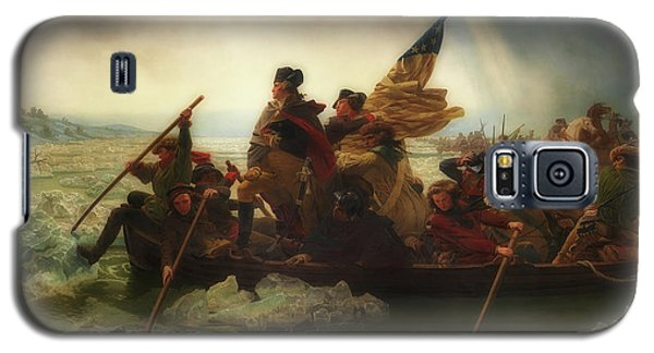 Washington Crossing The Delaware  Galaxy S5 Case