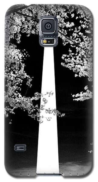 Washington Monument Galaxy S5 Case by Mitch Cat
