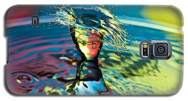 Water Splash Having A Bad Hair Day Galaxy S5 Case