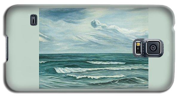 Waving Sea Galaxy S5 Case