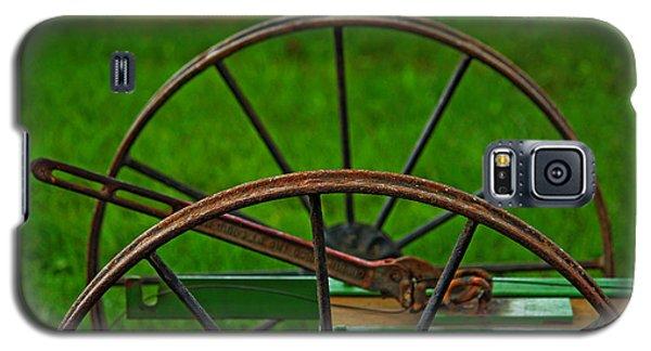 Wheels Of Time Galaxy S5 Case by Rowana Ray