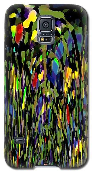Wildflowers Galaxy S5 Case by Patricia Januszkiewicz