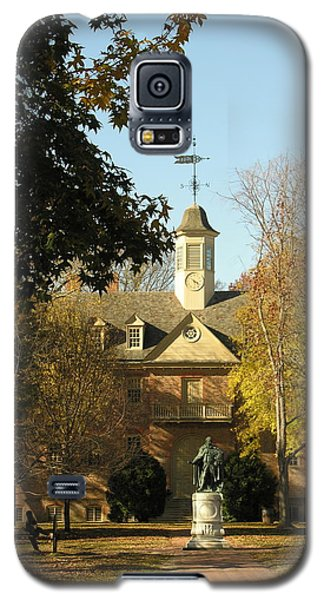 William And Mary College Galaxy S5 Case