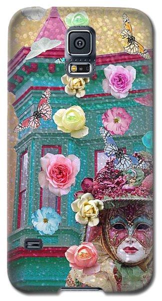 Wonderland Galaxy S5 Case by Suzanne Powers