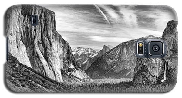 Yosemite Bw Galaxy S5 Case