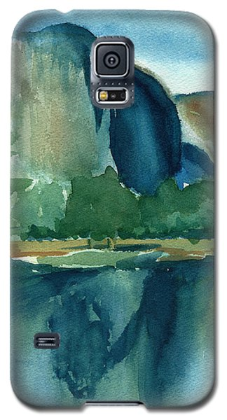 Yosemite National Park Galaxy S5 Case by Frank Bright