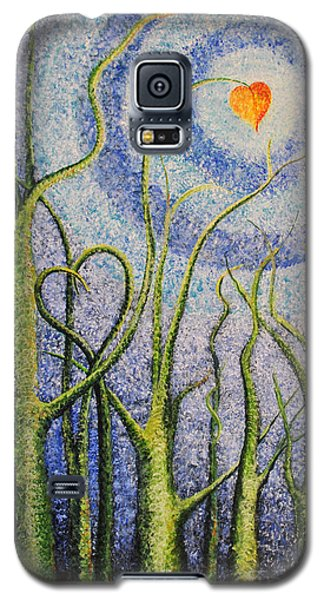 You Always Know Galaxy S5 Case by Holly Carmichael