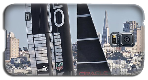 America's Cup Oracle Galaxy S5 Case