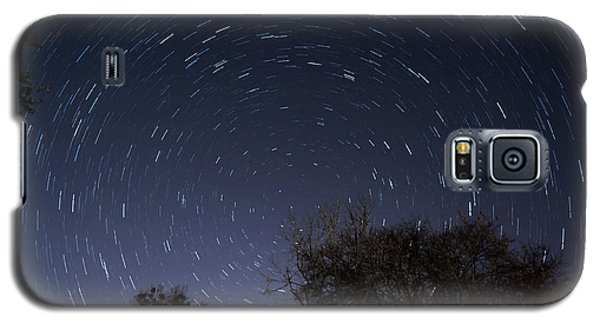 20 Minutes Of Star Movement Galaxy S5 Case
