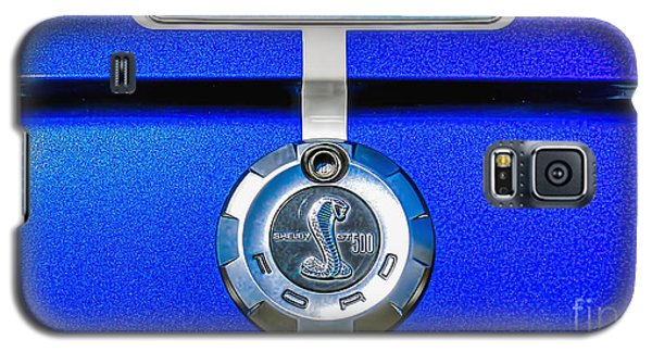 Galaxy S5 Case featuring the photograph 2006 Shelby Mustang Gt by Trey Foerster