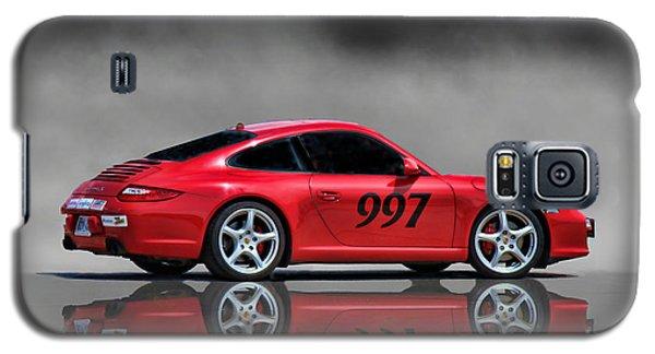 2009 Porsche Carrera Galaxy S5 Case