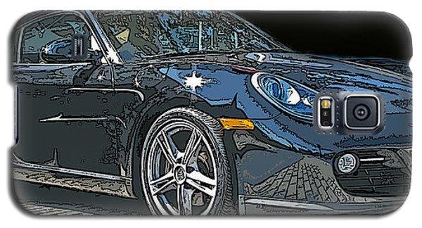 2009 Porsche Cayman Galaxy S5 Case