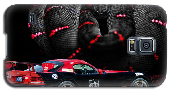2010 Dodge Viper Galaxy S5 Case by Sylvia Thornton