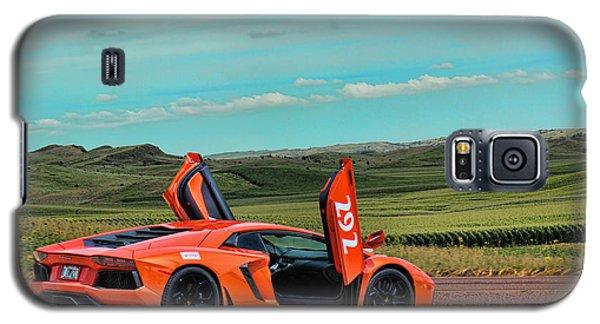 2012 Lamborghini Aventador Galaxy S5 Case