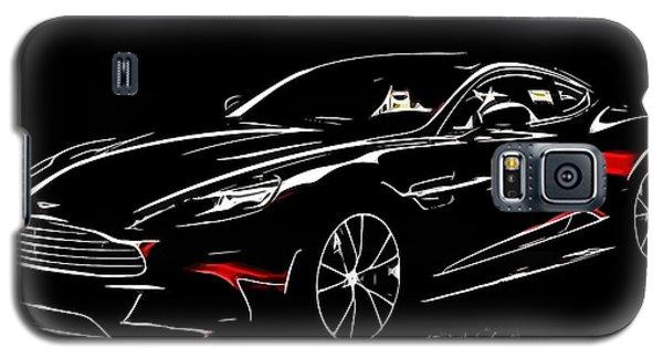 2013 Aston Martin Vanquish Galaxy S5 Case