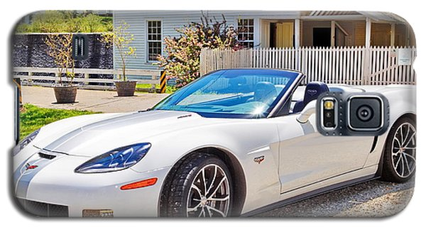 2013 Corvette 427 Anniversary Special Galaxy S5 Case