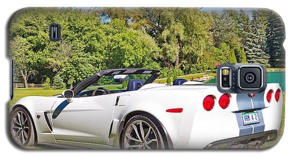 2013 Corvette 427 Sixtieth Anniversary Special Galaxy S5 Case