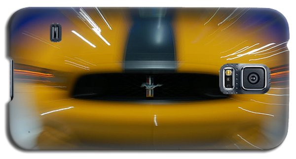 2013 Ford Mustang Galaxy S5 Case