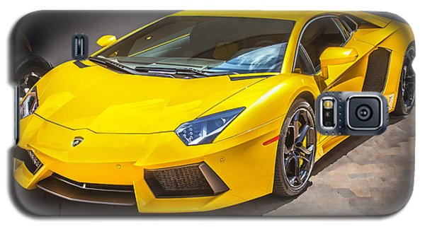 2013 Lamborghini Adventador Lp 700 4 Galaxy S5 Case