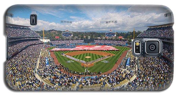 2013 Los Angeles Dodgers Season Opener Galaxy S5 Case