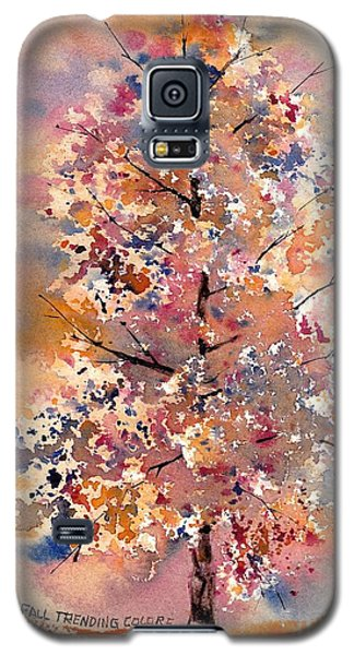 2014 Fall Trending Colors Galaxy S5 Case