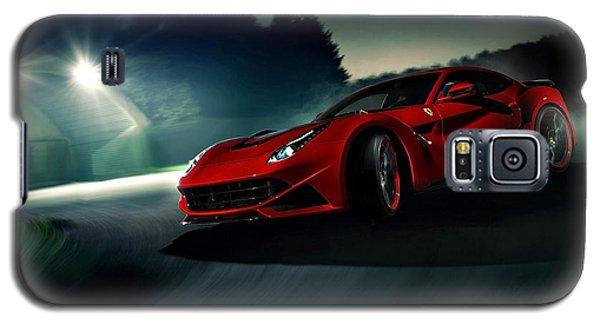 2014 Novitec Rosso Ferrari F12 Berlinetta N Largo Galaxy S5 Case