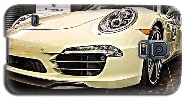 2014 Porsche 911 50th Front Galaxy S5 Case