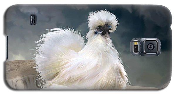 21. Silkie Akropolis Galaxy S5 Case