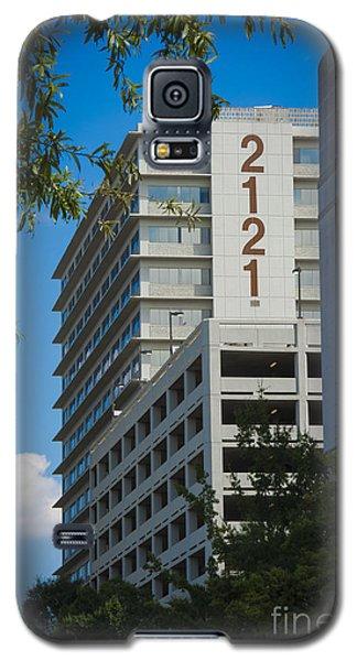 2121 Building Galaxy S5 Case