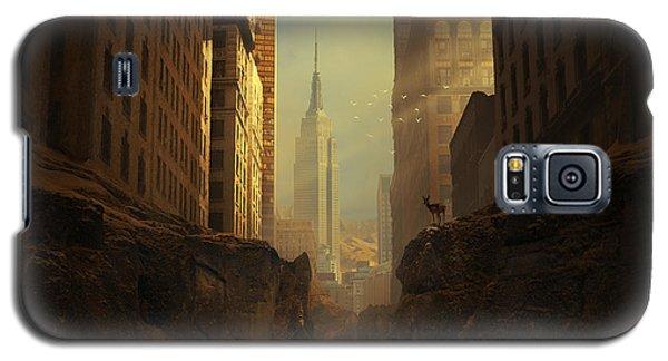 2146 Galaxy S5 Case by Michal Karcz
