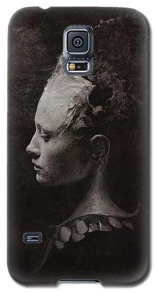 Secret Galaxy S5 Case by Victor Slepushkin