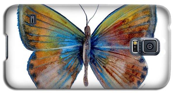 22 Clue Butterfly Galaxy S5 Case