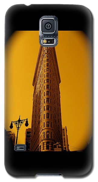 23rd Street And Broadway Galaxy S5 Case