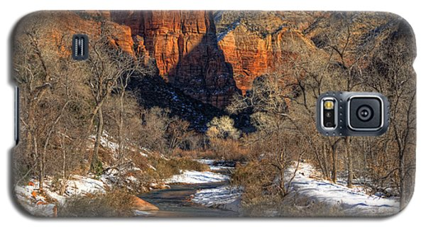 Zion National Park Utah Galaxy S5 Case