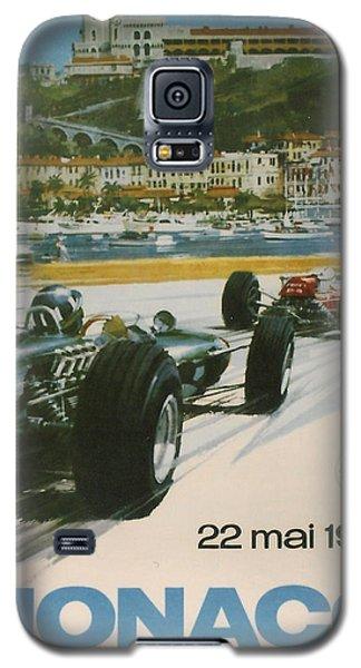 24th Monaco Grand Prix 1966 Galaxy S5 Case