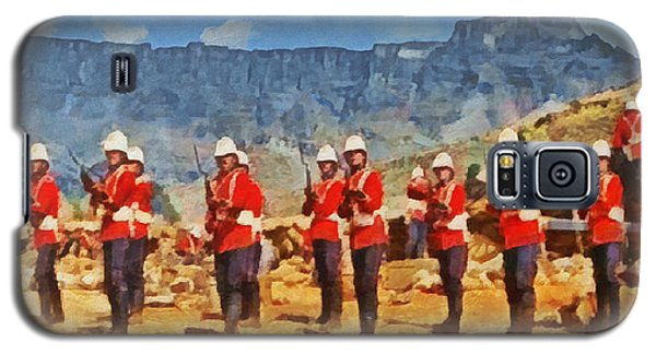 24th Regiment Of Foot - En Garde Galaxy S5 Case