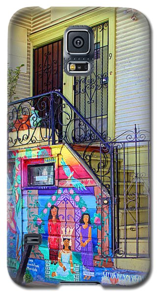 25 Balmy Alley San Francisco Galaxy S5 Case
