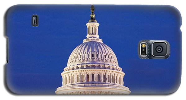 Capitol Building Galaxy S5 Case - Washington Dc, Usa by Lee Foster