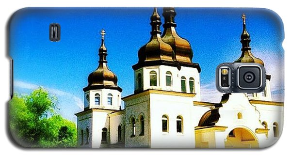 Religious Galaxy S5 Case - Ukranian Orthodox Church by Heidi Hermes