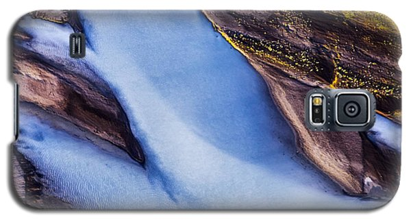 Aerial Photo Galaxy S5 Case