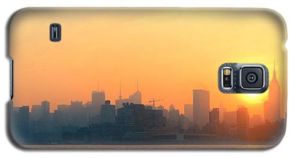 New York City Skyscrapers Galaxy S5 Case