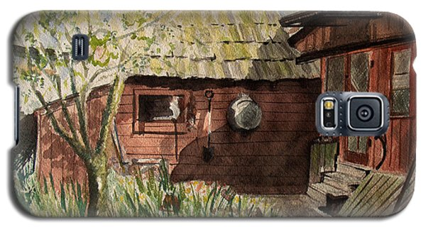 A Shanty Called Home Galaxy S5 Case