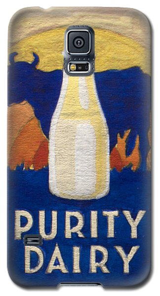 Purity Dairy Galaxy S5 Case