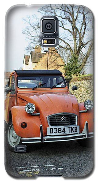 2cv Norwich Galaxy S5 Case