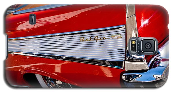 1957 Chevy Bel Air Custom Hot Rod Galaxy S5 Case