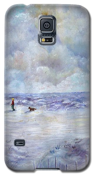 34th St. Beach Galaxy S5 Case