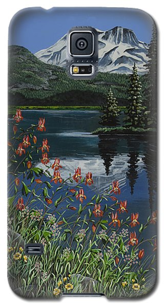 A Peaceful Place Galaxy S5 Case