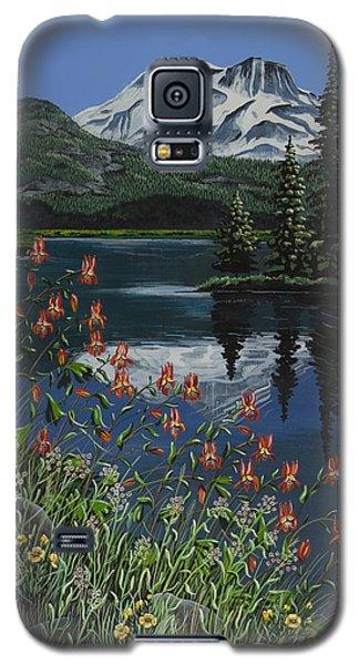 A Peaceful Place Galaxy S5 Case by Jennifer Lake